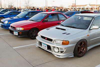 Iowa Subaru Club - April 2013