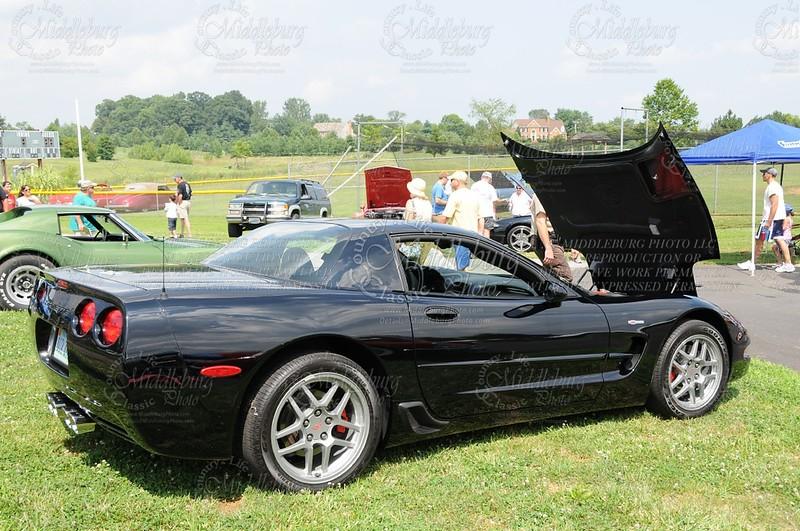 2003 Corvette, Anniversary Edition