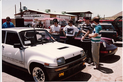 Willow Springs early 90's TG's sun roof R5.