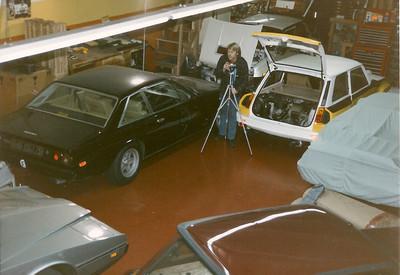 Aston Martin Lagonda, Ferrari 365 GT 4, R5 Turbo, R5 turbo (special) (?), R5 Turbo,