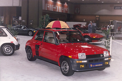 Auto Expo by Rick McBride