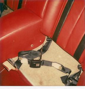 Ferrari 400 2+2 chassis No. F 101 CL *34845* Importer B. Gerald Canton
