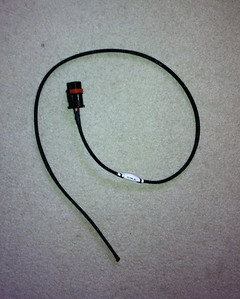 Honda - Elise wiring interface: VEC power cable