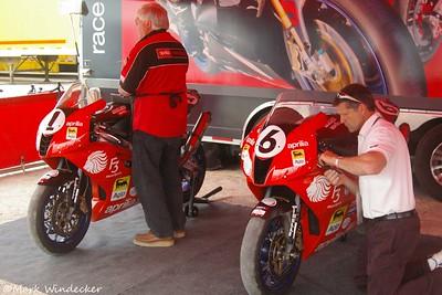 Aprilia USA-Lloyd Brothers Motorsports