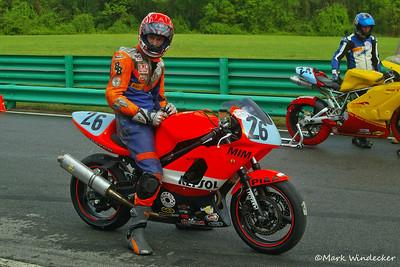 Mid-Illinios Motorsports Suzuki