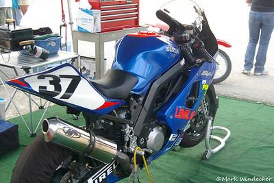 Old Pro Racing Suzuki