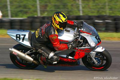 13th 5ST Masecar/Walters/ Kcraget Suzuki SV650