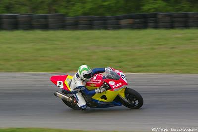 3rd SST Justin Filice/Rodolfo Ramirez Suzuki SV1000