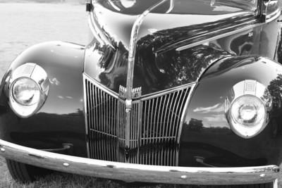 Sunset Car Show Aug. 10, 2013