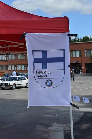 BMW Club Finland summer meeting 2012