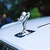 Spirit of Ecstasy, the Rolls-Royce hood ornament
