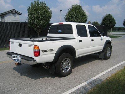 Supercharged Toyota Tacoma PreRunner - Sold