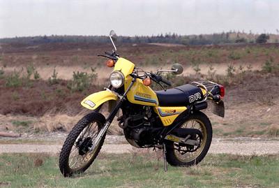 Suzuki DR250S