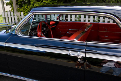 Sweet Chevy Impala!