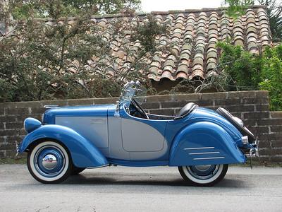 43rd ABS Sweetheart Trophy Winner 1939 Bantam