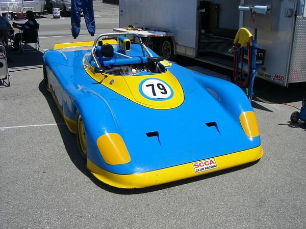 Jeff O'Callahan's Swift DB-2