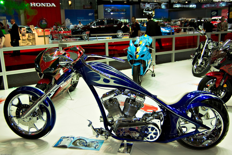 Sydney International Motor Show 2008