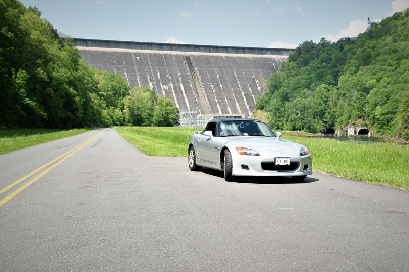 Sassy @ the dam...