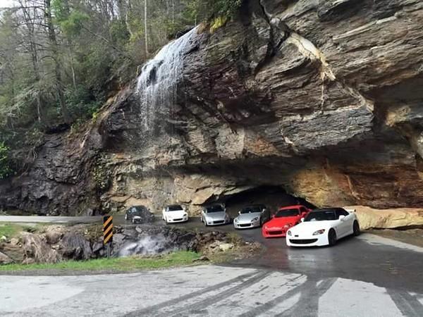Bridal Falls....