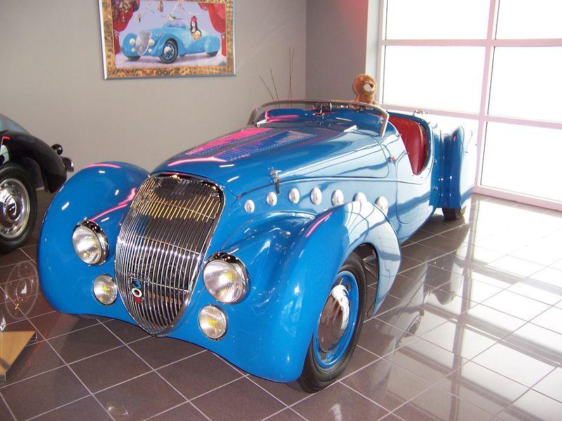 1937 PEUGEOT DARL'MAT (FRANCE)