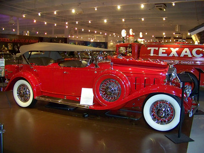 THE DAUER MUSEUM OF CLASSIC CARS