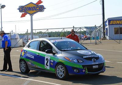 BERG RACING-MAZDA2
