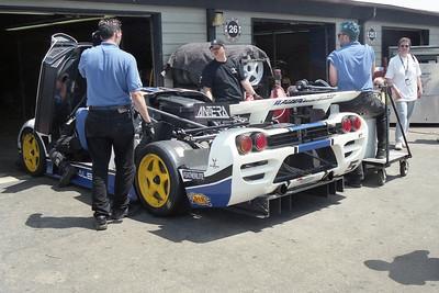 GTS Fordahl Motorsport/
