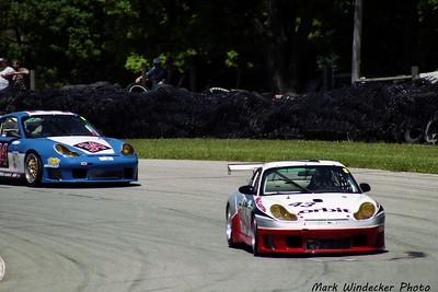 25TH 12GT GIAN LUIGI BUITONI/LEO HINDERY/SYLVAIN TREMBLAY Porsche 996 GT3-RS
