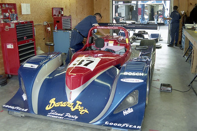 Intersport Racing Lola B2K/10-Judd