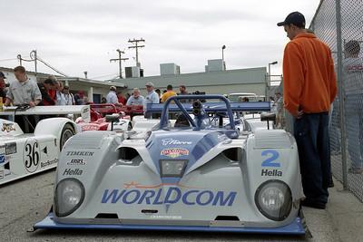 Crawford Racing-Crawford SSC2K #001 - Judd