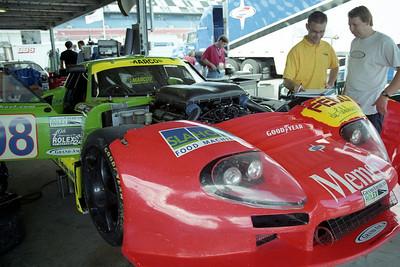 Marcos Racing International-Marcos Mantara LM600