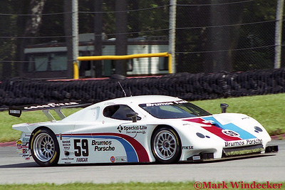 ...Fabcar FDSC/03 #001 - Porsche