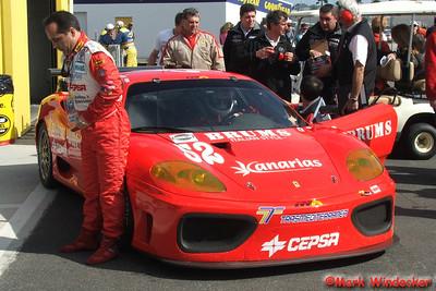 Mastercar Ferrari 360 Modena Challenge