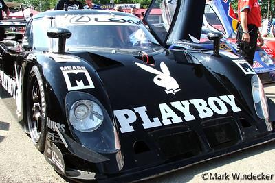 Playboy Racing/Mears-Lexus/Riley