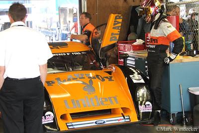 Playboy/Uniden Racing