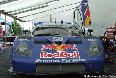 Red Bull/Brumos Porsche
