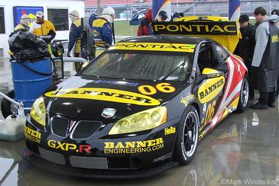 BANNER RACING PONTIAC GXP