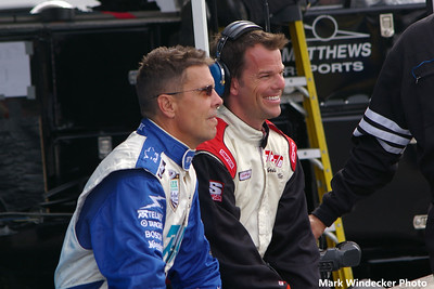 Scott Pruett w/Chris Neville