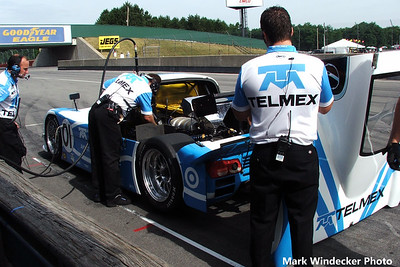 TELMEX Chip Ganassi Racing