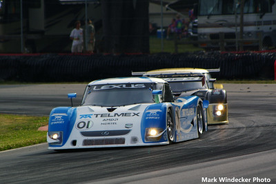 2ND SCOTT PRUETT/MEMO ROJAS