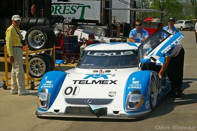 Chip Ganassi Racing Lexus-Riley