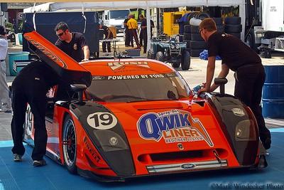 Beyer Racing Ford-Crawford