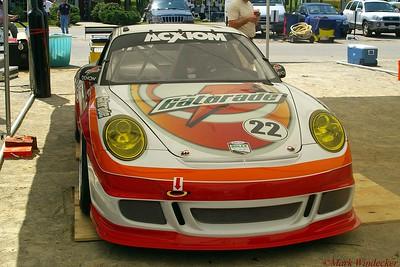 Alegra Motorsports Porsche 997 GT3 Cup