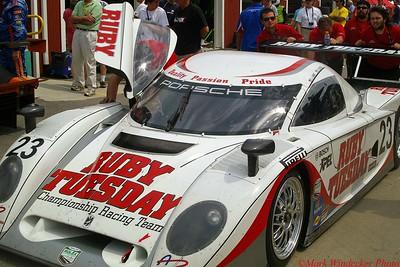 Alex Job Racing Porsche-Crawford