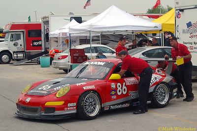 Farnbacher Loles Racing Porsche 997 GT3 Cup