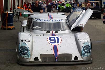 Bob Stallings/ Riley-Matthews Racing Pontiac-Riley