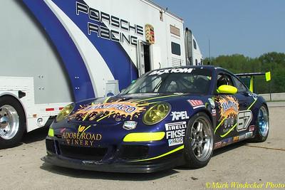 TRG Porsche 997 GT3 Cup