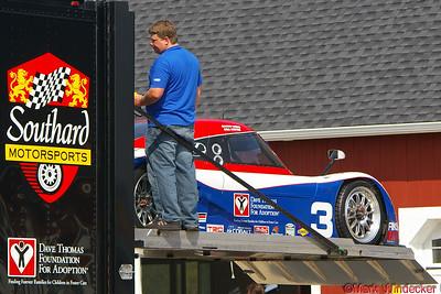 Southard Motorsports Lexus-Riley