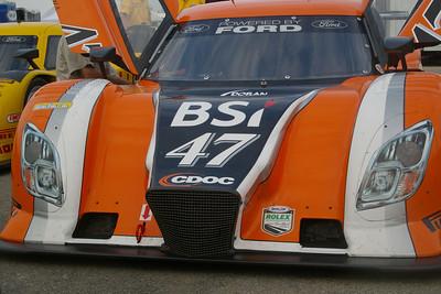 Doran Racing Dallara-Ford