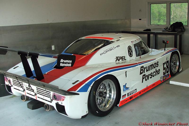 Brumos Racing Porsche-Riley